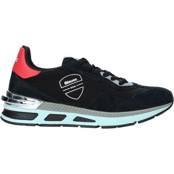 Scarpe Uomo Sneakers Blauer F0HILOXL02/NYL Nero