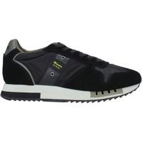 Scarpe Uomo Sneakers Blauer F0QUEENS01/CAM Nero