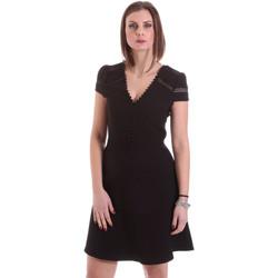 Abbigliamento Donna Abiti corti Dixie A529M068 Nero