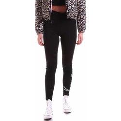 Abbigliamento Donna Leggings Karl Kani KRCKKWQ32005BLK Nero