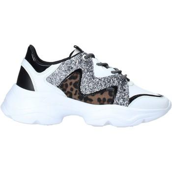 Scarpe Donna Sneakers Manila Grace S008EM Bianco