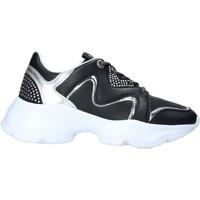 Scarpe Donna Sneakers Manila Grace S013EW Nero