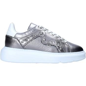 Scarpe Donna Sneakers Manila Grace S016LW Argento