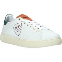 Scarpe Uomo Sneakers basse Blauer F0KEITH02/LES Bianco