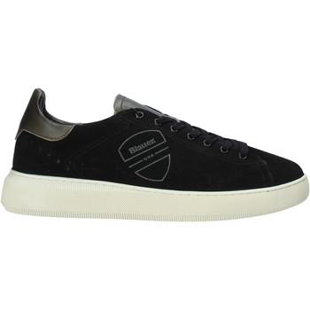 Scarpe Uomo Sneakers Blauer F0KEITH02/SUW Nero