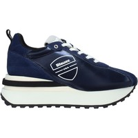 Scarpe Uomo Sneakers Blauer F0MABEL01/NYL Blu