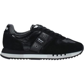 Scarpe Uomo Sneakers Blauer F0MELROSE01/NYL Nero