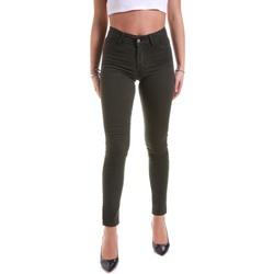 Abbigliamento Donna Pantaloni Hanny Deep F651YALESA03 Verde