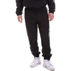 Abbigliamento Uomo Pantaloni Karl Kani KRCKKMQ32025BLK Nero