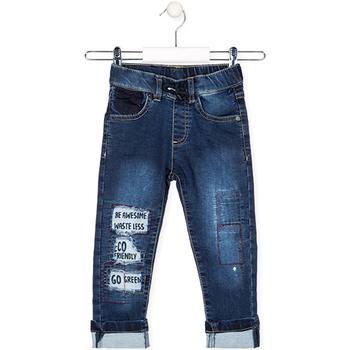 Abbigliamento Unisex bambino Jeans Losan 025-6038AL Blu