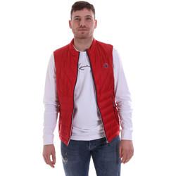 Abbigliamento Uomo Piumini Gaudi 811BU35013 Rosso