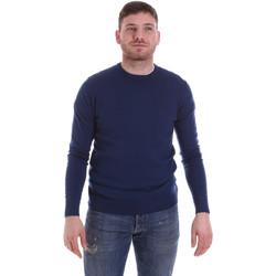 Abbigliamento Uomo Maglioni John Richmond CFIL-117 Blu