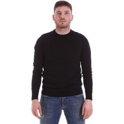 Abbigliamento Uomo Maglioni John Richmond CFIL-117 Nero