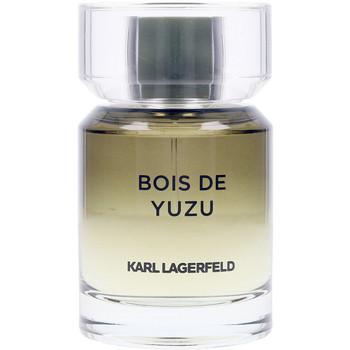 Bellezza Donna Eau de toilette Karl Lagerfeld Bois De Yuzu Edt Vaporizador 50  Ml 50 ml