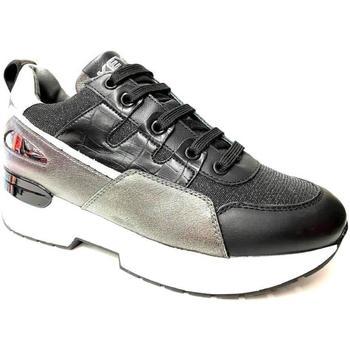 Scarpe Donna Sneakers Keys ATRMPN-23896 Nero
