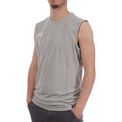 Abbigliamento Uomo Top / T-shirt senza maniche Hungaria H-15TPUXAA00 Nero