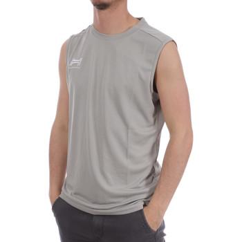 Abbigliamento Uomo Top / T-shirt senza maniche Hungaria H-15TPUXAA00 Grigio