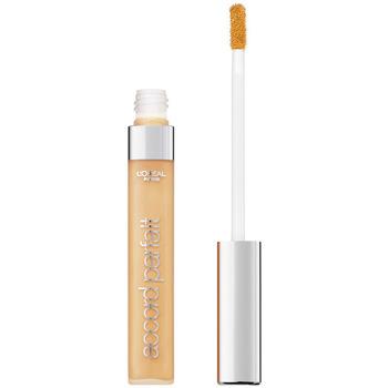 Bellezza Donna Fondotinta & primer L'oréal Accord Parfait True Match Concealer 3n-creamy Beige