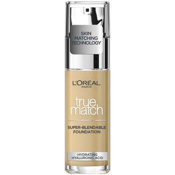 Bellezza Donna Fondotinta & primer L'oréal Accord Parfait Foundation 2d/2w-golden Almond