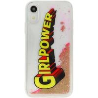 Borse Fodere cellulare Benjamins Cover Liquid GirlPower Per iPhone XR Rosa  BEN Rosa