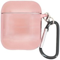 Borse Fodere cellulare Benjamins Air Pods Grey Glossy Case Rosa  BENBJAP-PLGR Rosa