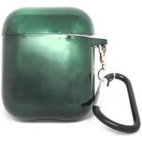 Borse Fodere cellulare Benjamins Air Pods Green Glossy Case Verde  BENBJAP-PL Verde