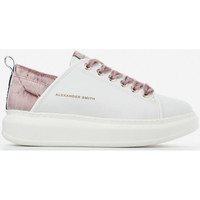 Scarpe Donna Sneakers basse Alexander Smith WEMBLEY bianco-nudo