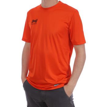 Abbigliamento Uomo T-shirt maniche corte Hungaria H-15TMUUBA00 Arancio