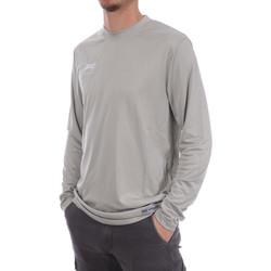 Abbigliamento Uomo T-shirts a maniche lunghe Hungaria H-15TMUUCA00 Grigio
