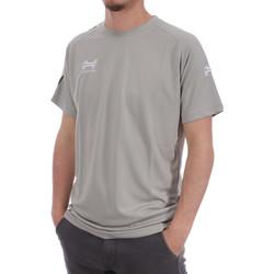 Abbigliamento Uomo T-shirt maniche corte Hungaria H-15TPUXBA00 Grigio