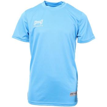Abbigliamento Uomo T-shirt maniche corte Hungaria H-15TMJUBA00 Blu