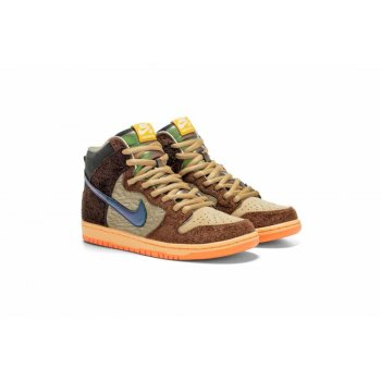 Scarpe Sneakers basse Nike SB Dunk High x Concepts