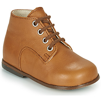 Scarpe Bambina Sneakers alte Little Mary MILOTO Marrone