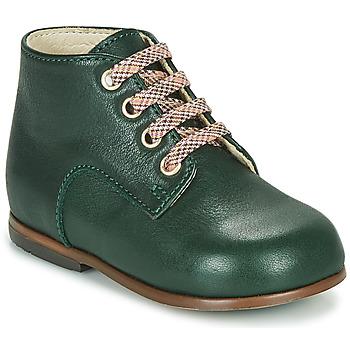 Scarpe Bambina Sneakers alte Little Mary MILOTO Kaki