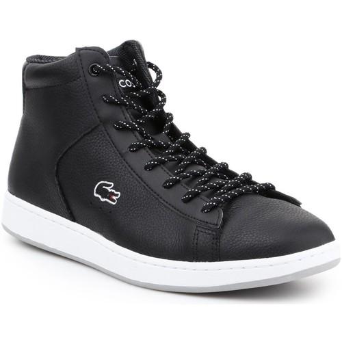Scarpe Donna Sneakers alte Lacoste 30SPW4113 black