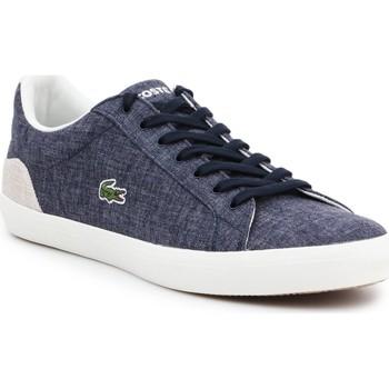 Scarpe Uomo Sneakers basse Lacoste 7-35CAM007567F granatowy