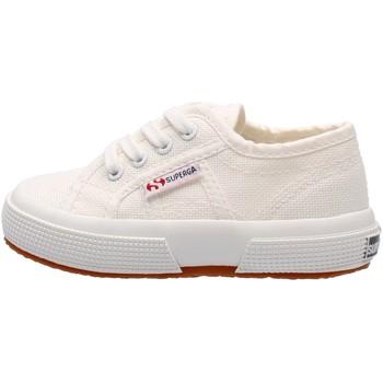 Scarpe Bambino Sneakers basse Superga - 2750 lacci bianco S0005P0 2750 901