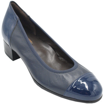 Scarpe Donna Décolleté Angela Calzature ANSANGC06blu blu