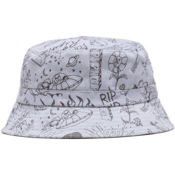 Accessori Uomo Cappelli Ripndip Sharpie bucket hat Blu
