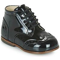 Scarpe Bambina Sneakers alte Little Mary LORD Nero