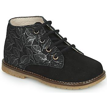 Scarpe Bambina Sneakers alte Little Mary JUDITE Nero