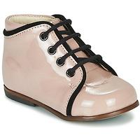 Scarpe Bambina Sneakers alte Little Mary MEGGIE Rosa