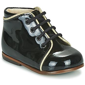 Scarpe Bambina Sneakers alte Little Mary MEGGIE Nero