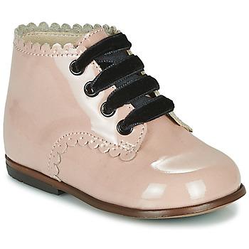 Scarpe Bambina Sneakers alte Little Mary VIVALDI Rosa