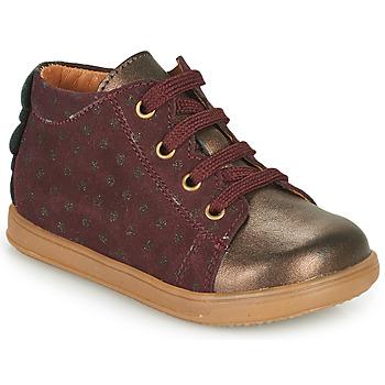 Scarpe Bambina Sneakers basse Little Mary CLELIE Bordeaux