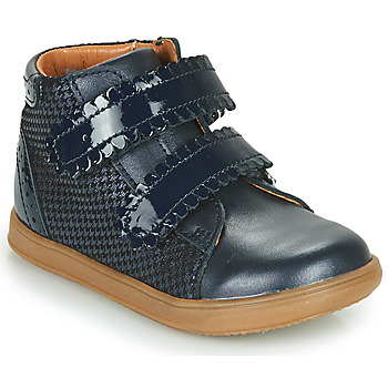 Scarpe Bambina Sneakers alte Little Mary CRISTIE Blu