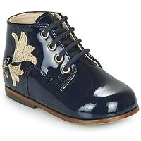 Scarpe Bambina Sneakers alte Little Mary MEIGE Blu