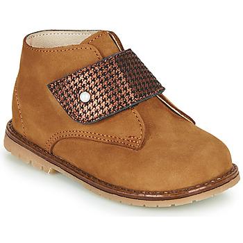 Scarpe Bambina Sneakers alte Little Mary JANYCE Marrone