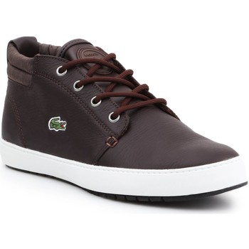 Scarpe Donna Sneakers alte Lacoste 7-28SPW1126D2 brown