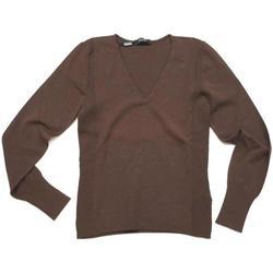 Abbigliamento Donna Maglioni Diana Gallesi ATRMPN-23964 Marrone